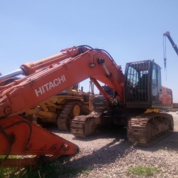 Hitachi ZX 350 Excavator- construction machinery- used- Online auction (6)