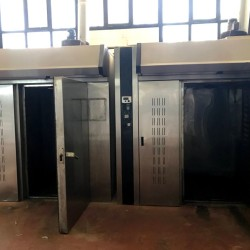 Electric oven rotor- proofing cabinet- online auction sale (5)
