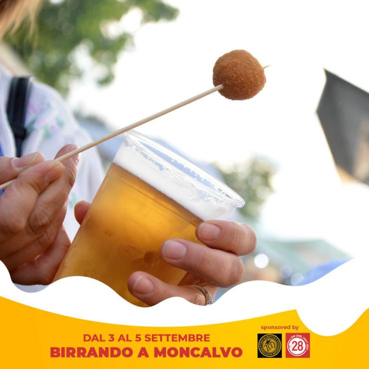 MONCALVO (AT): Birrando a Moncalvo 2020