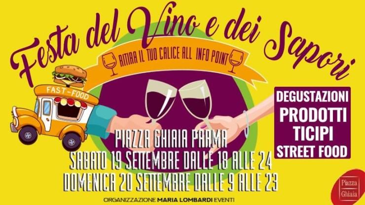 PARMA (PR): Festa del vino e dei sapori 2020