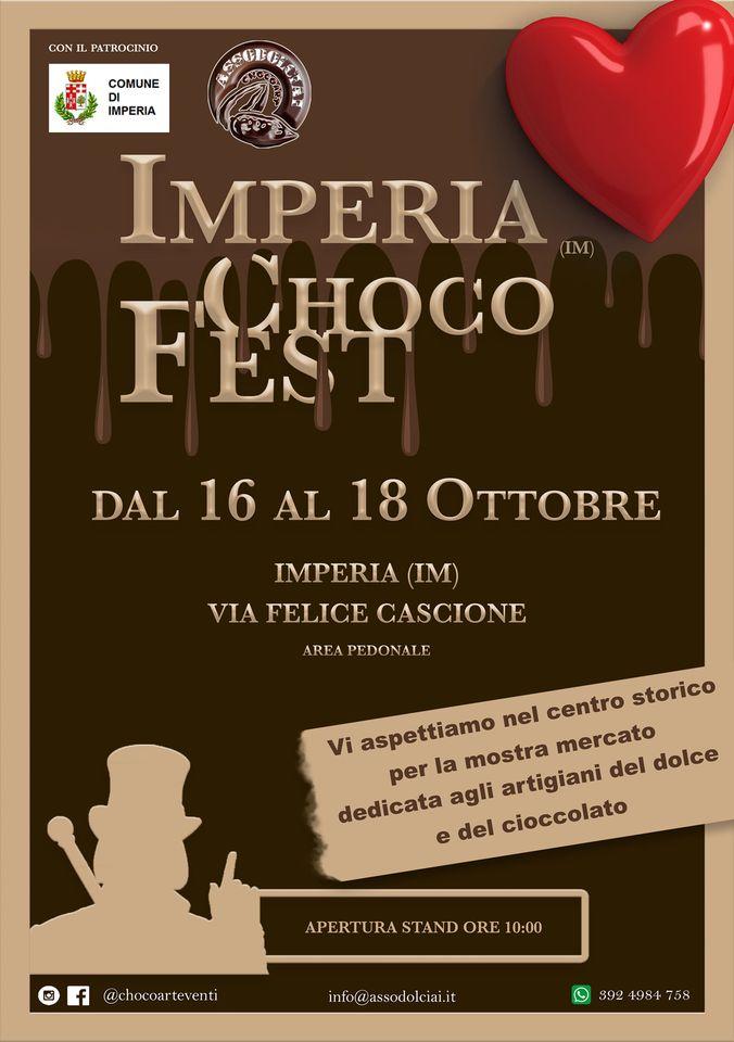 IMPERIA: Imperia Choco Fest 2020