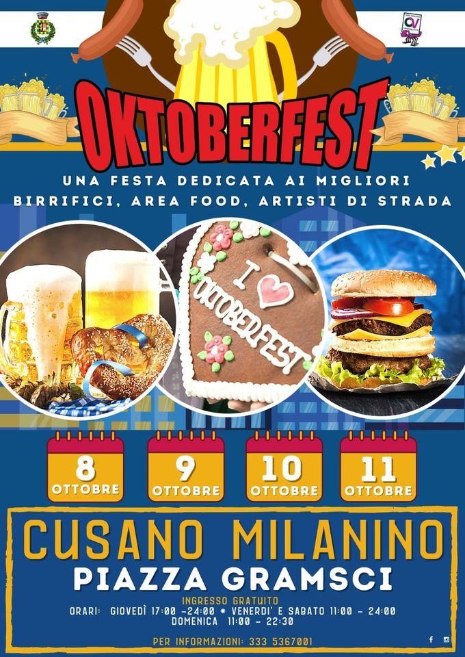 CUSANO MILANINO (MI): Oktoberfest 2020