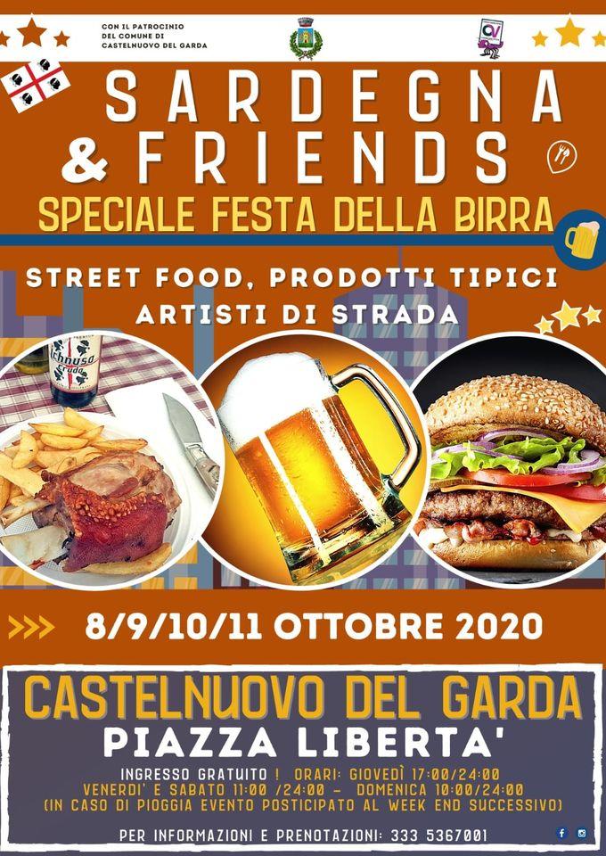CASTELNUOVO DEL GARDA (VR): Sardegna & Friends 2020