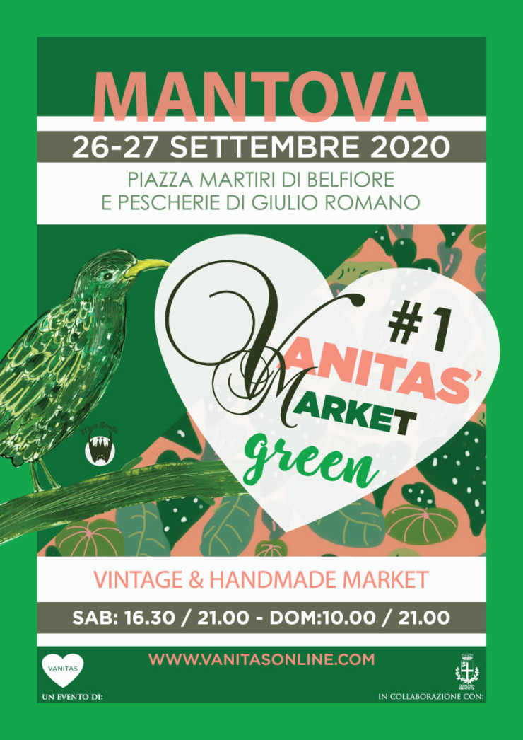MANTOVA (MN): Vanitas Market Green 2020