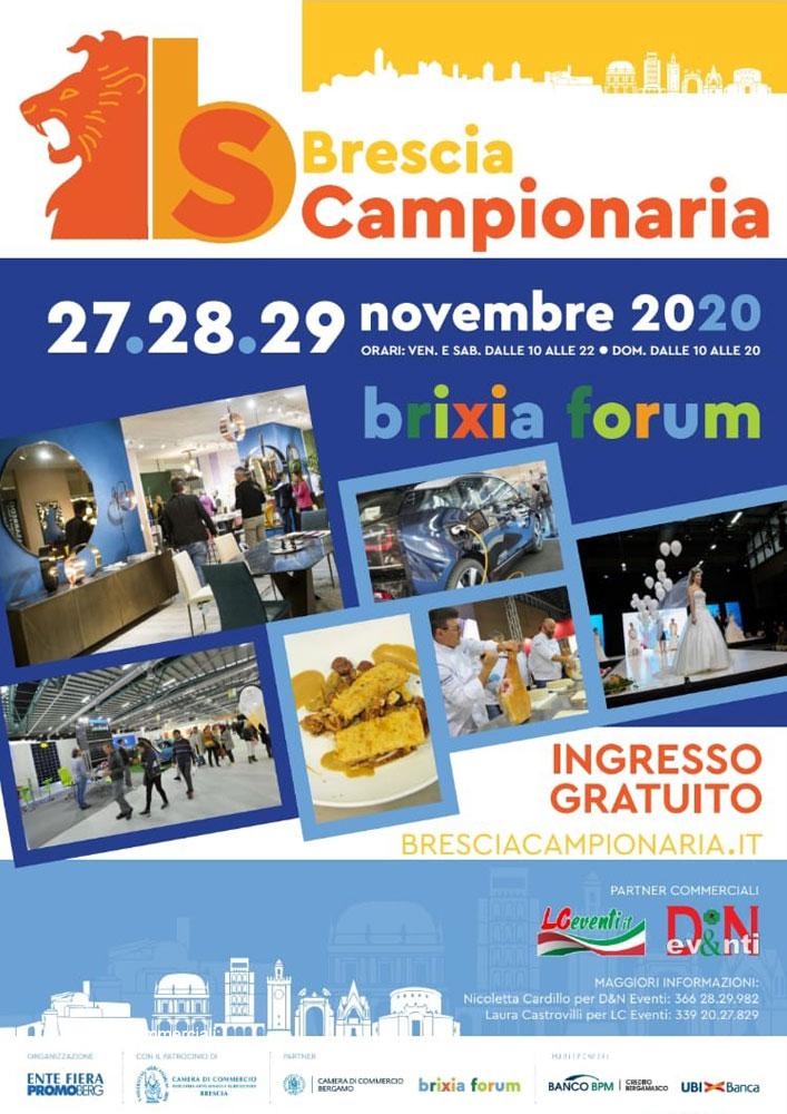 BRESCIA (BS): Brescia Campionaria 2020
