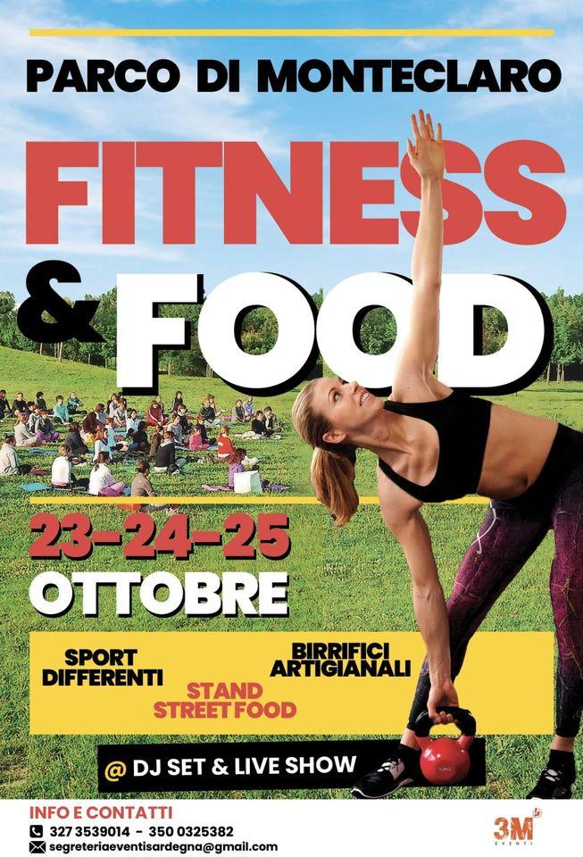 CAGLIARI (CA): Fitness & Food 2020