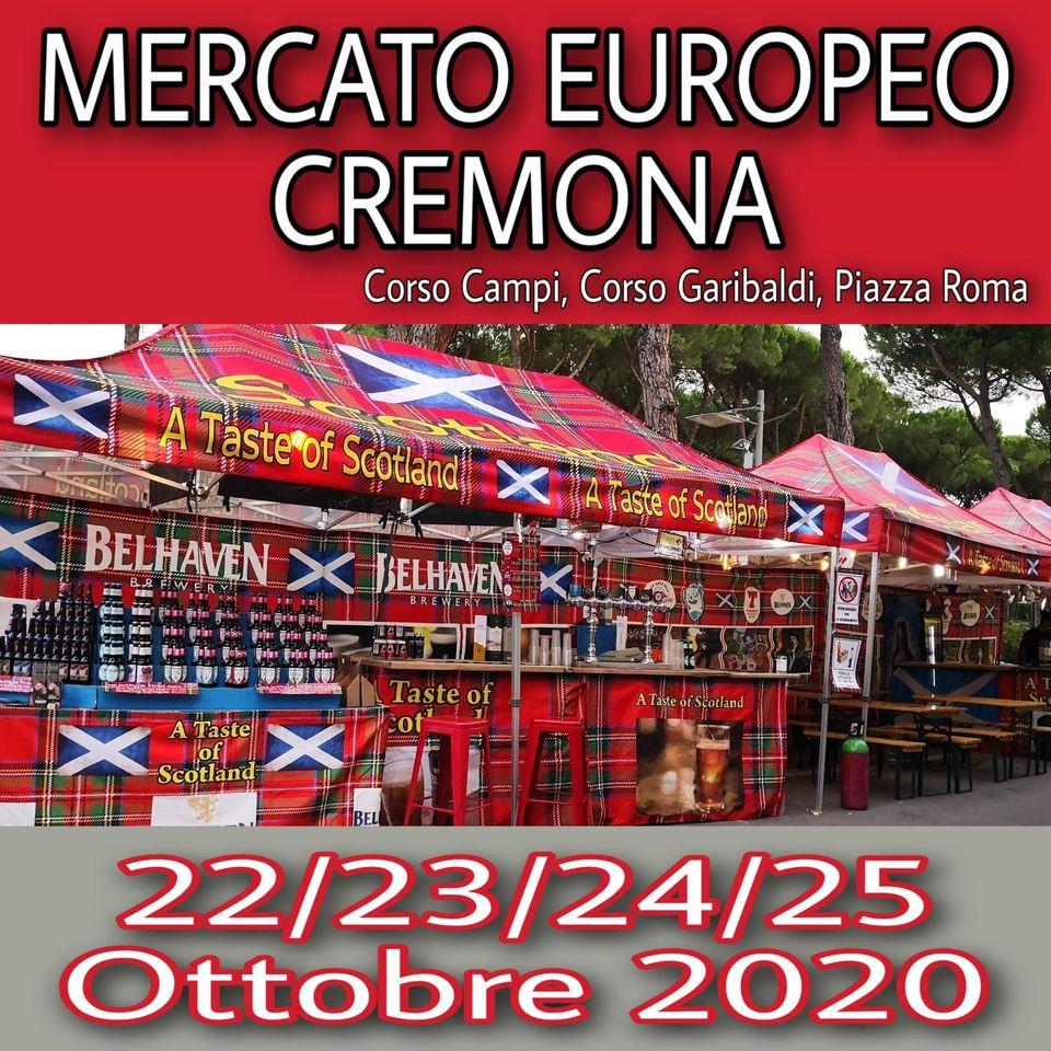 CREMONA (CR): Mercato Europeo 2020