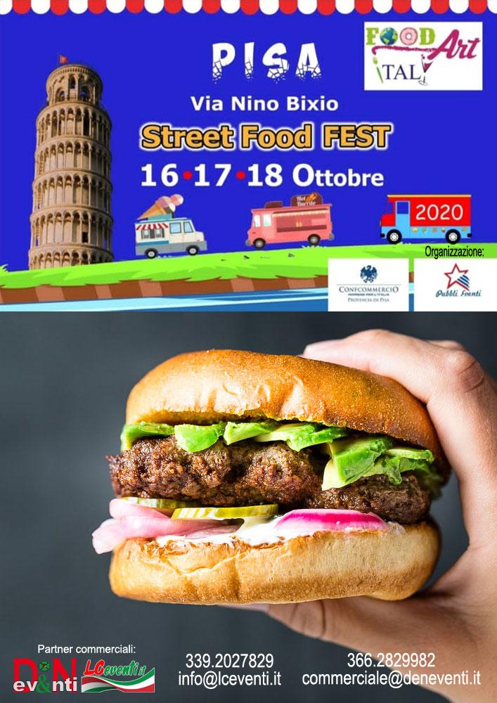 PISA (PI): Street Food Fest 2020