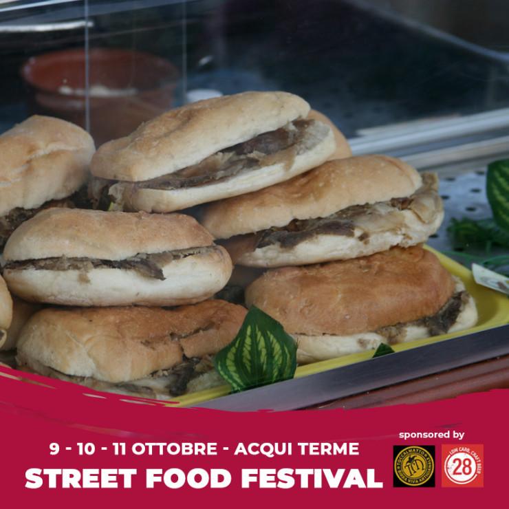 ACQUI TERME (AL): Street Food Festival 2020