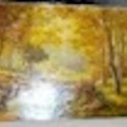 dipinto a olio 60x110