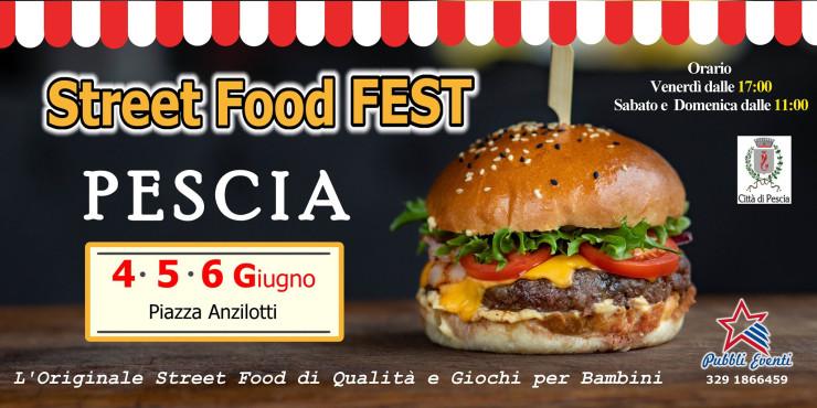 PESCIA (PT): Pescia Street Food Fest 2021