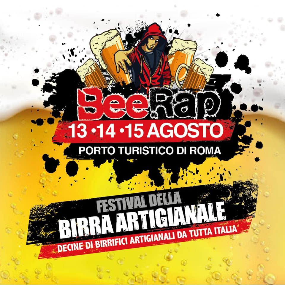 ROMA (RM): Beerap 2021 - Festival della Birra Artigianale