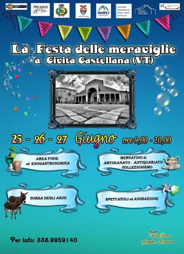 CIVITA CASTELLANA (VT): Festa delle Meraviglie 2021