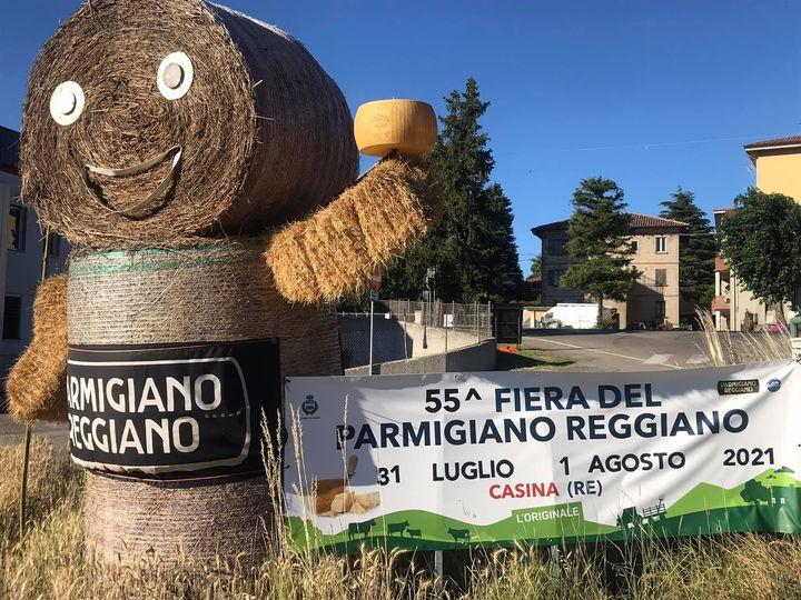 CASINA (RE): Fiera del Parmigiano Reggiano 2021