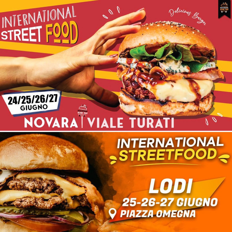 LODI (LO): International Street Food 2021
