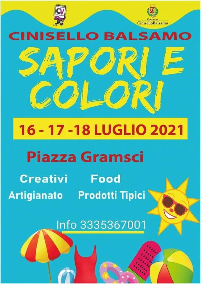 CINISELLO BALSAMO (MI): Sapori e Colori 2021