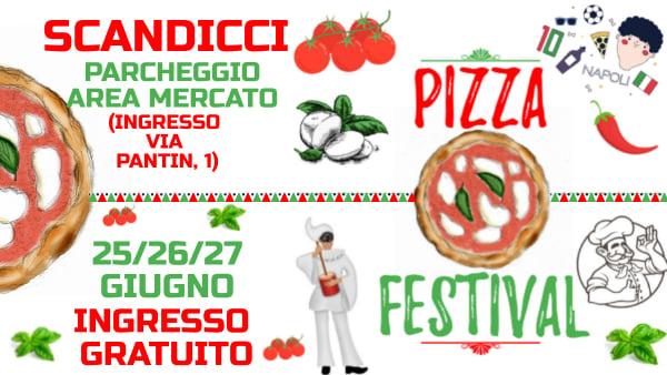 SCANDICCI (FI): Pizza Festival 2021