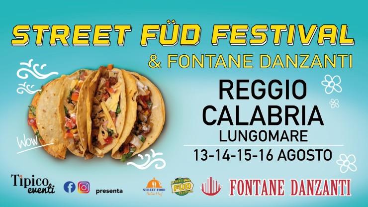 REGGIO CALABRIA (RC): Street Food Fud Festival 2021