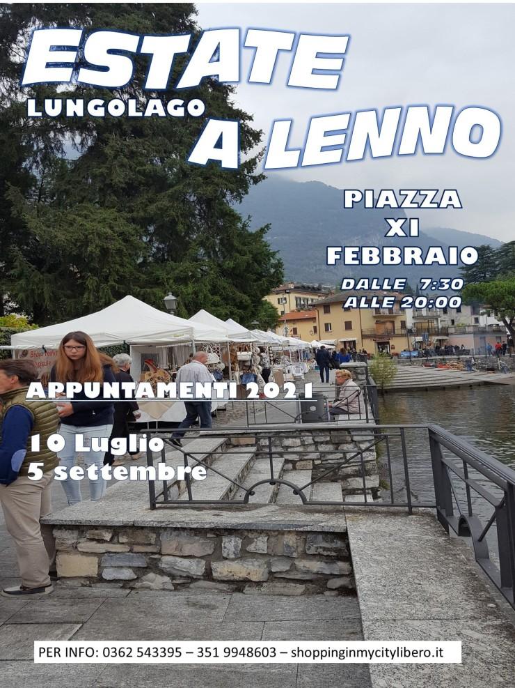 LENNO (CO): Estate Lungolago 2021