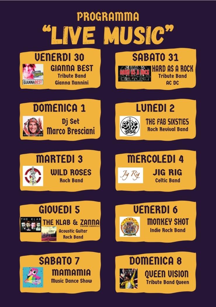 CERTALDO (FI): Festa della Birra 2021