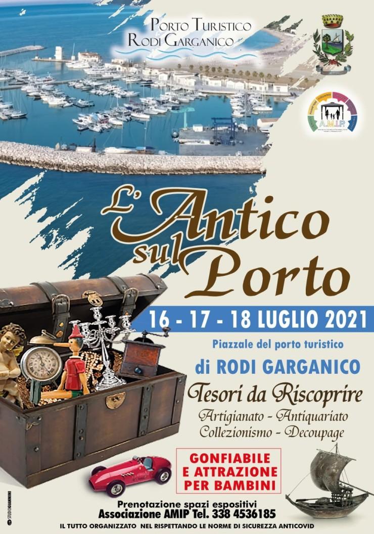 RODI GARGANICO (FG): L'Antico sul Porto 2021