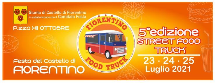 CASTELLO DI FIORENTINO (SAN MARINO): Street Food Truck 2021