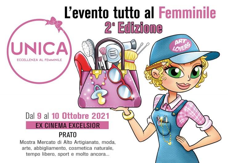 PRATO (PO): Unica 2021 - Eccellenza al femminile