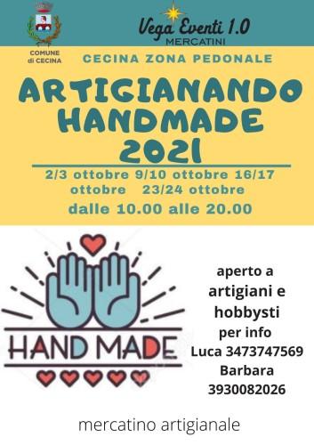 artigianando-handmade-2021-cecina