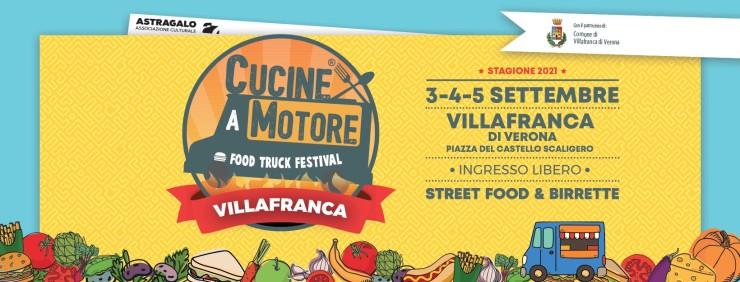 VILLAFRANCA DI VERONA (VR): Cucine a motore 2021 - Beer & Food Festival