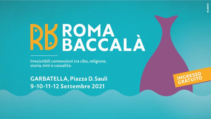 ROMA (RM): Roma Baccalà 2021