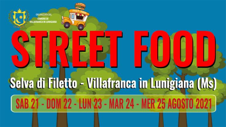 VILLAFRANCA IN LUNIGIANA (MS): Street Food a Selva dei Castagni di Filetto