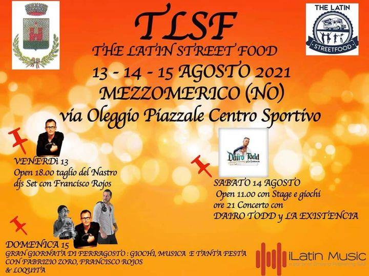 MEZZOMERICO (NO): The Latin Street Food 2021