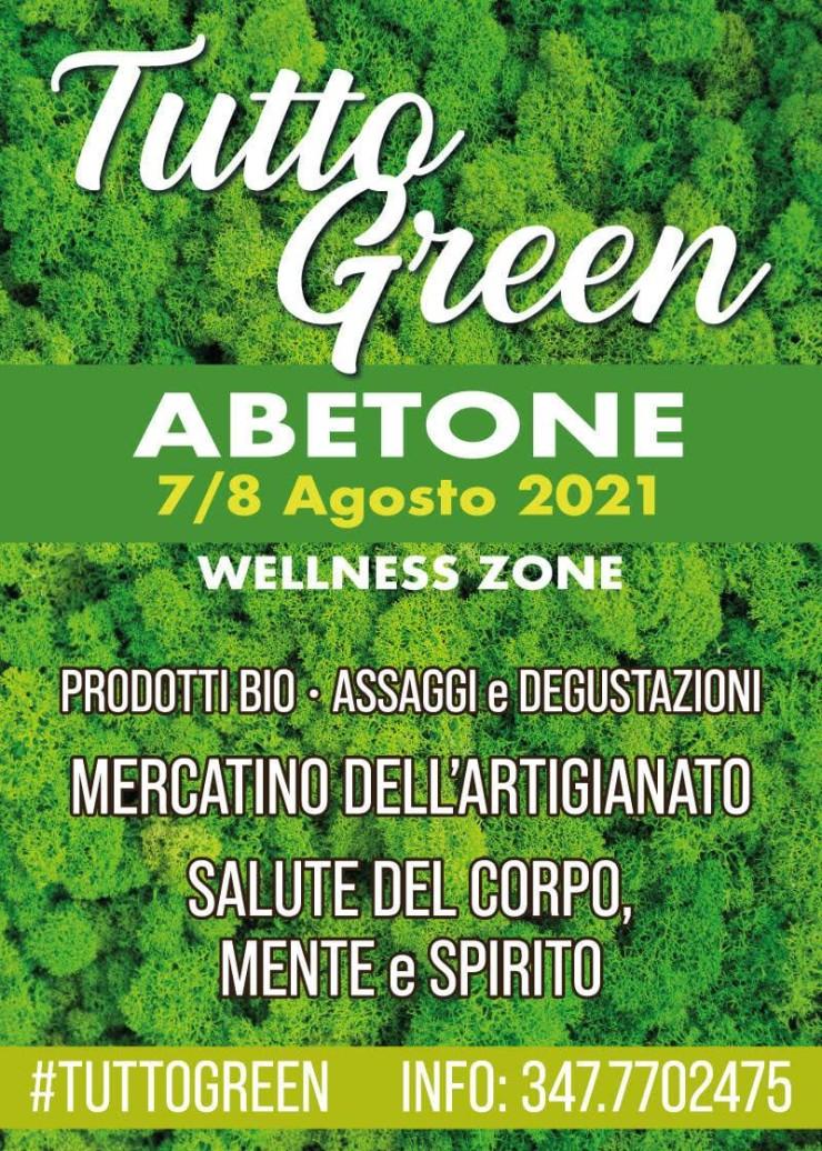 ABETONE CUTIGLIANO (PT): Tutto Green 2021