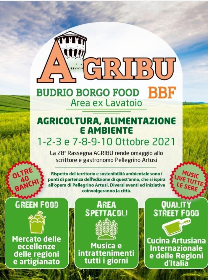 BUDRIO (BO): Agribu 2021