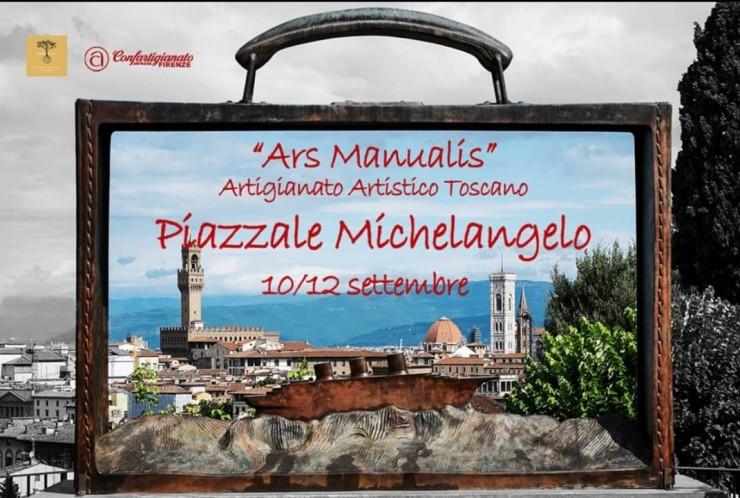 FIRENZE (FI): Ars Manualis 2021