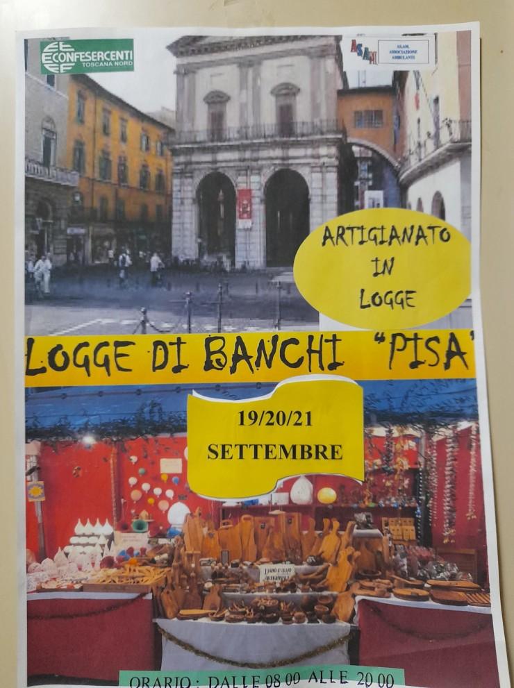 PISA (PI): Artigianato in Logge 2021