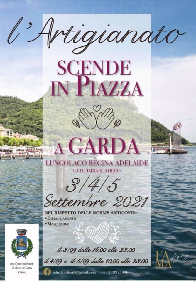 GARDA (VR): L'Artigianato scende in piazza