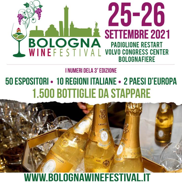 BOLOGNA: Bologna Wine Festival 2021