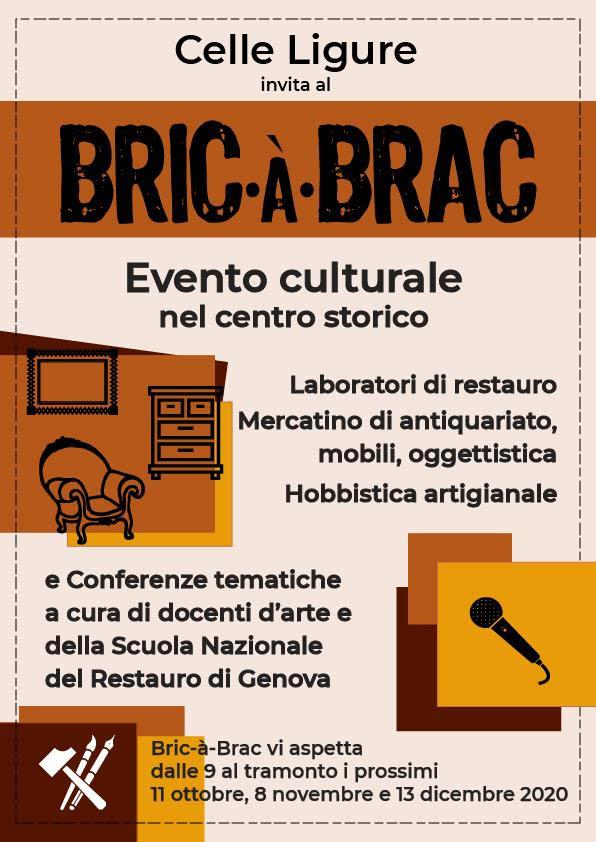 CELLE LIGURE (SV): Bric a Brac