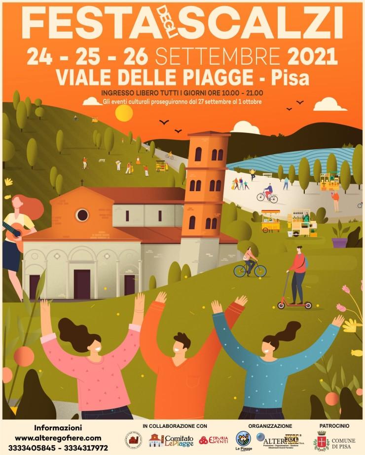 PISA (PI): Festa degli Scalzi 2021