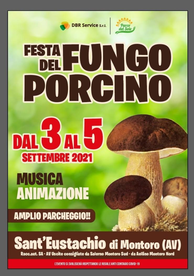 MONTORO (AV): Festa del Fungo Porcino 2021 a Sant'Eustachio