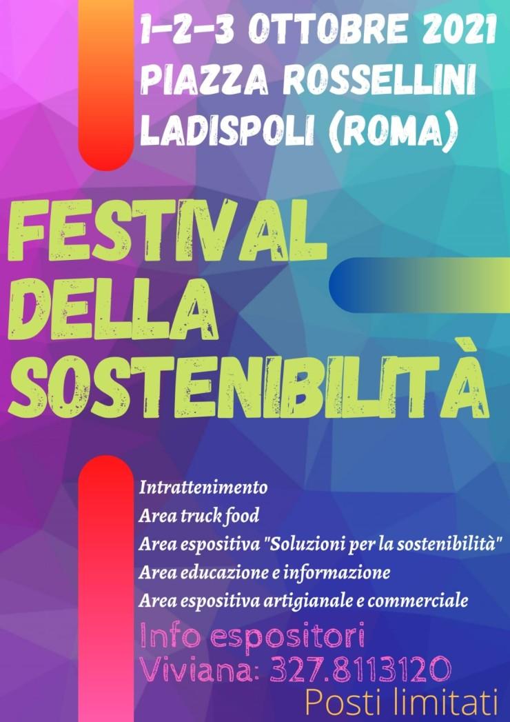 LADISPOLI (RM): Festival della sostenibiltà 2021