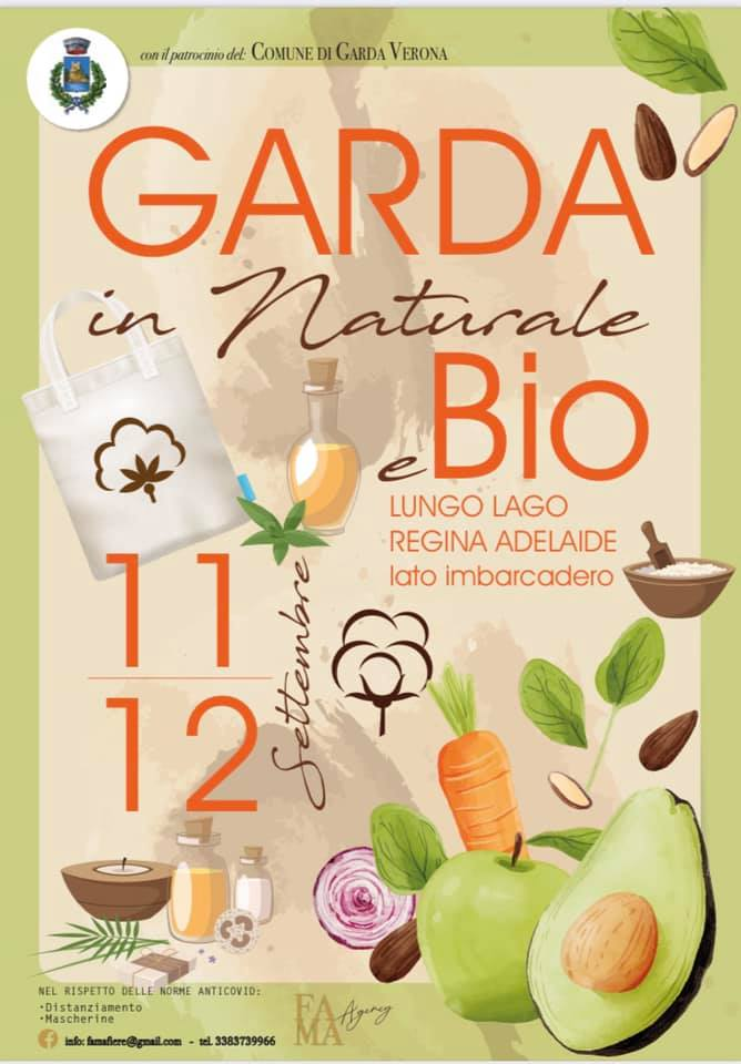 GARDA (VR): Garda in naturale e bio 2021