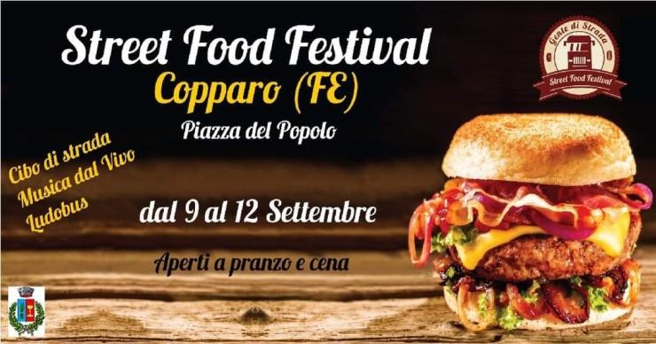 COPPARO (FE): Street Food Festival 2021