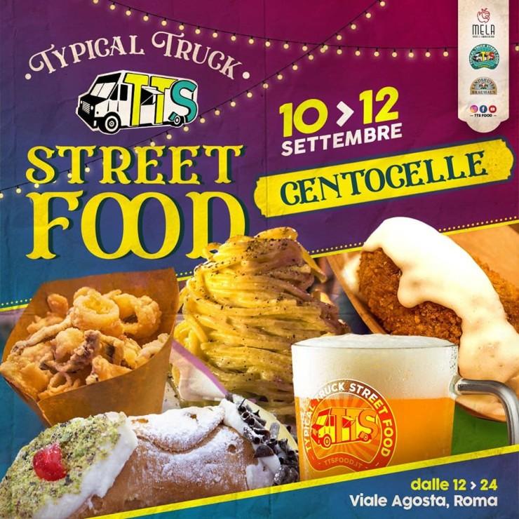ROMA (RM): Street Food a Centocelle