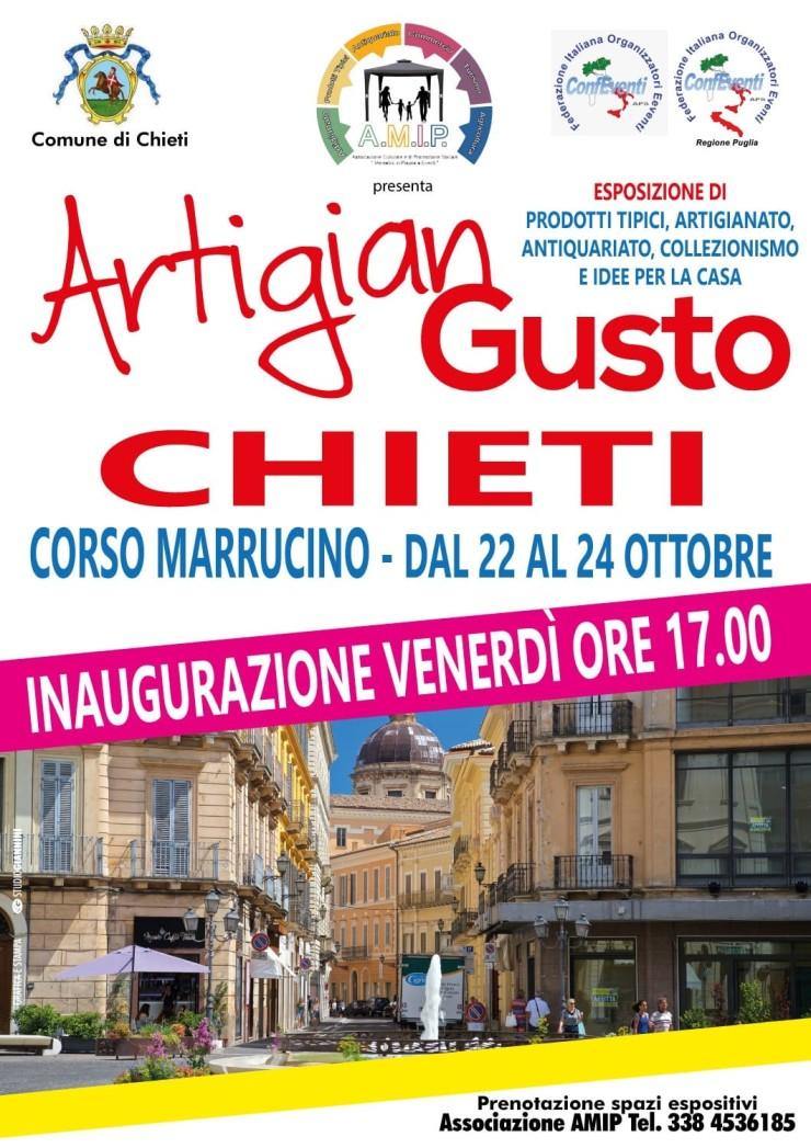 CHIETI (CH): Artigiangusto 2021