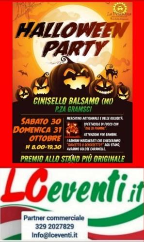 halloween party 2021 cinisello balsamo