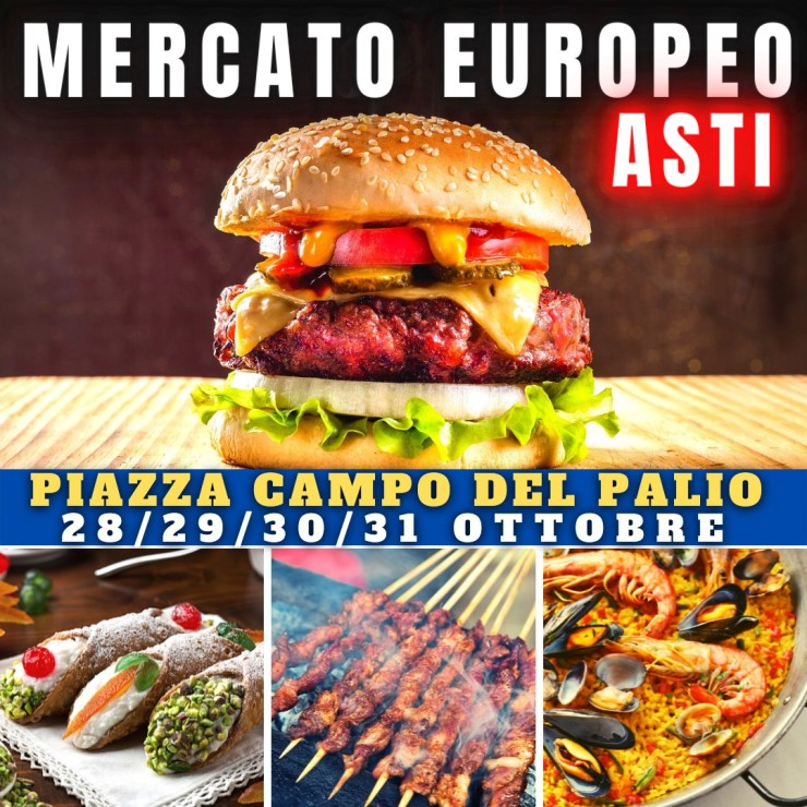 ASTI (AT): Mercato Europeo 2021