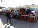 Il mercato settimanale di Gaeta [foto ANA-UGL]