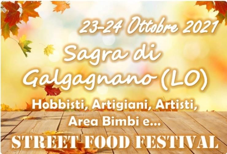 GALGAGNANO (LO): Sagra di Galgagnano 2021